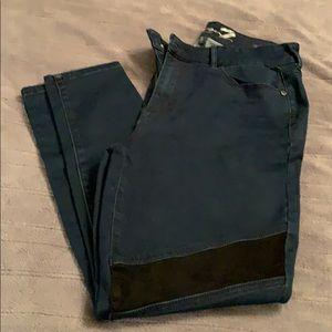 Seven moto jeans